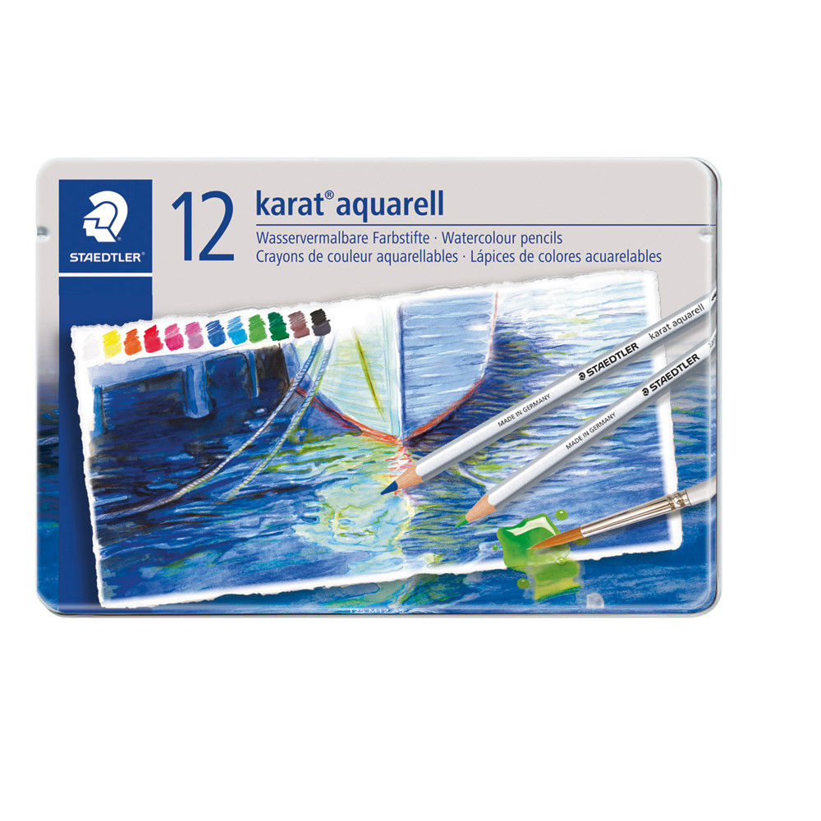 Karat Aquarell Watercolour Pencils