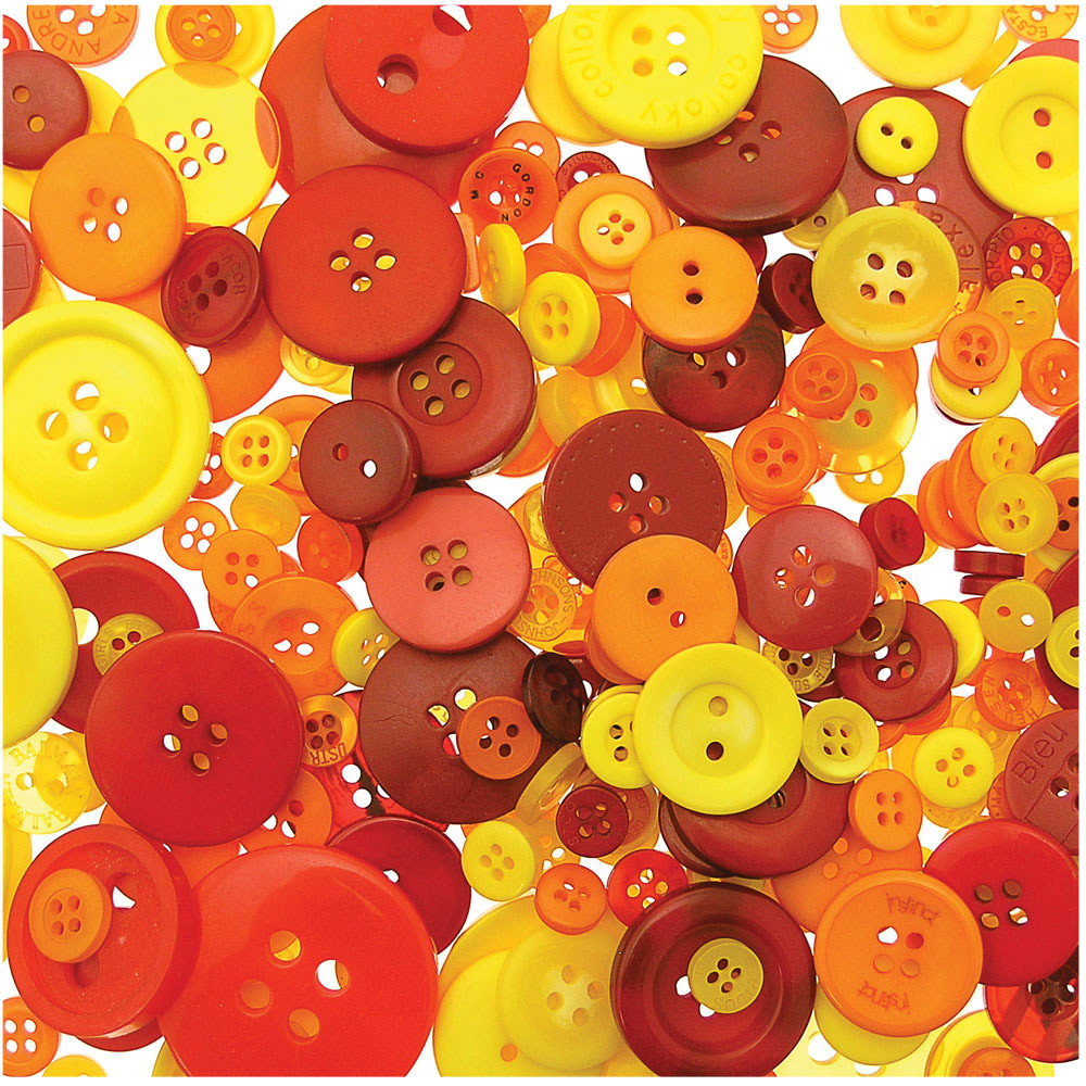 Warm and Cool Colour Buttons