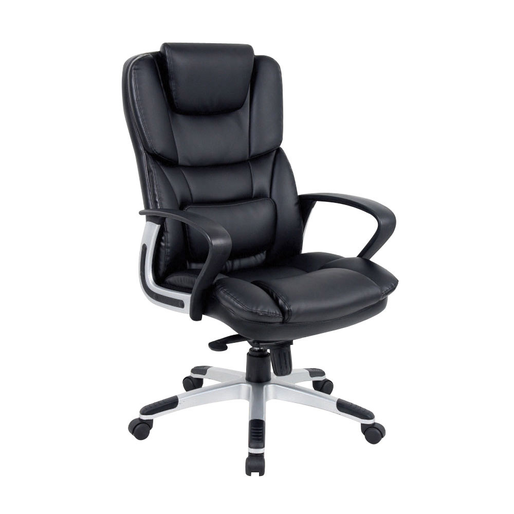 Palermo Contemporary Executive Leather Faced Chair