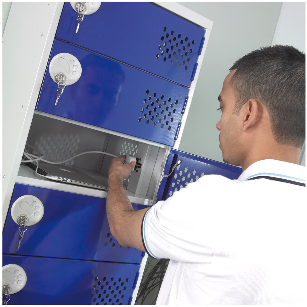 Charging Laptop Lockers