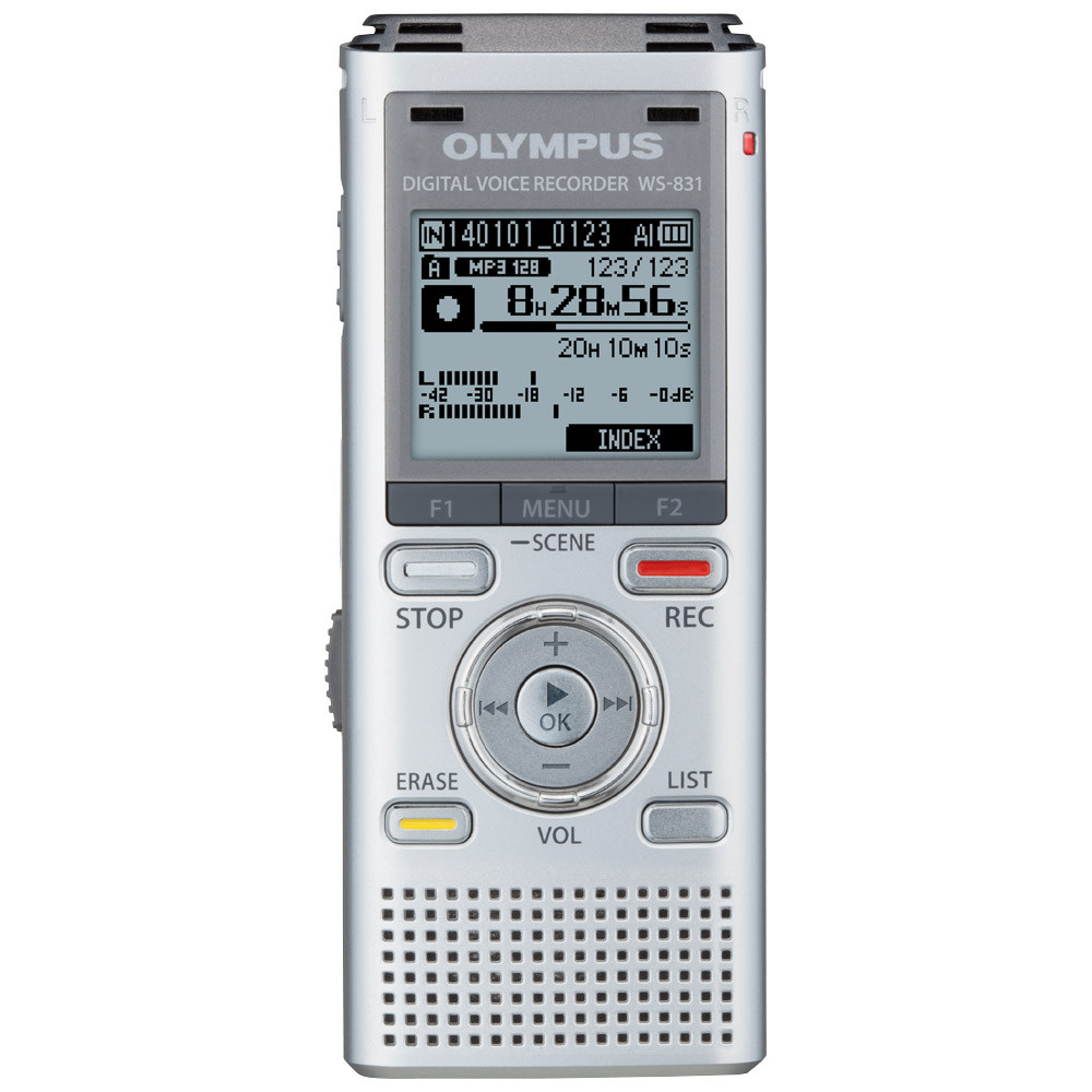 Olympus WS-831 Digital Recorder