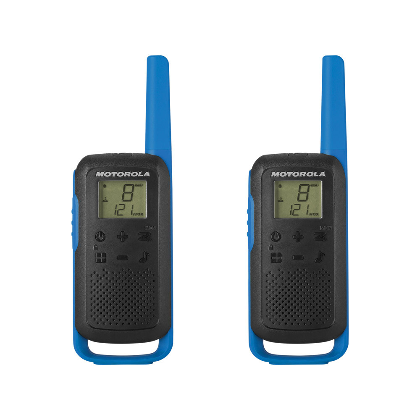 Motorola TLKR T62 Two-Way Radios