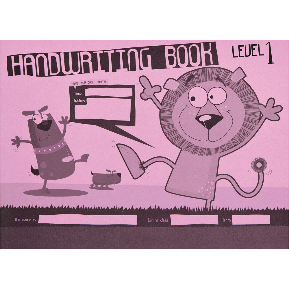 Handwriting Book - Level 1