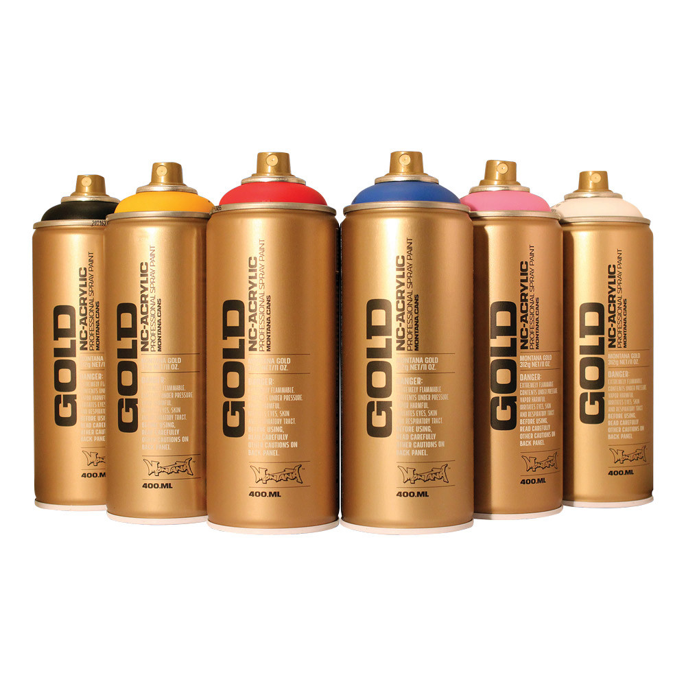 Montana Gold Spray Paint Special Paint Paint And Inks