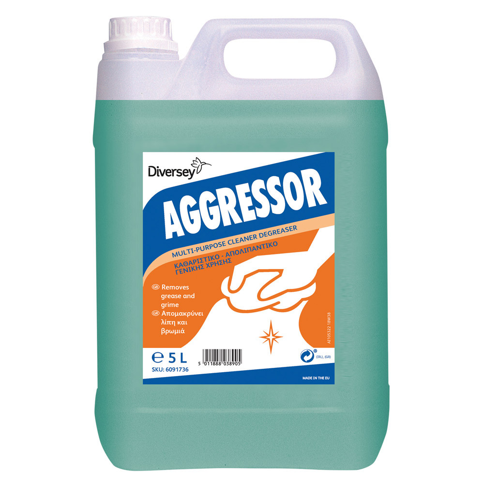 Aggressor Multi-Purpose Cleaner