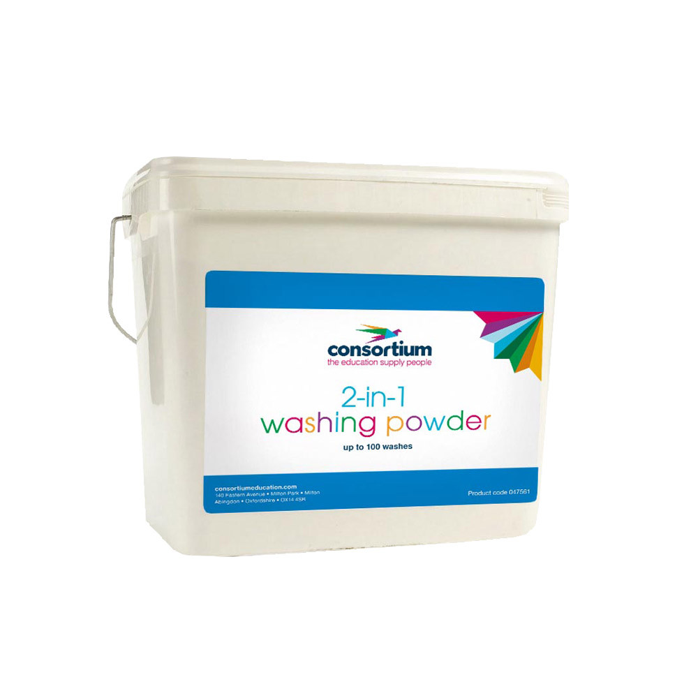 The Consortium 2 in 1 Washing Powder