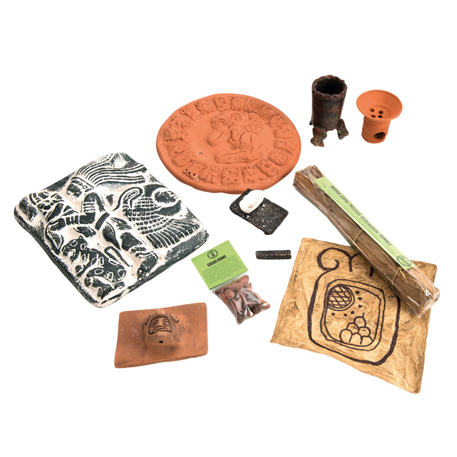 Maya Archaeo-Box