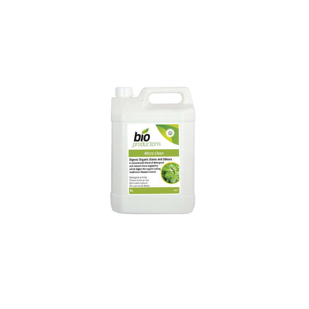 Micro Clean Stain & Odour Digester