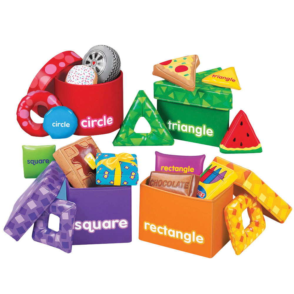 Shapes Discovery Boxes