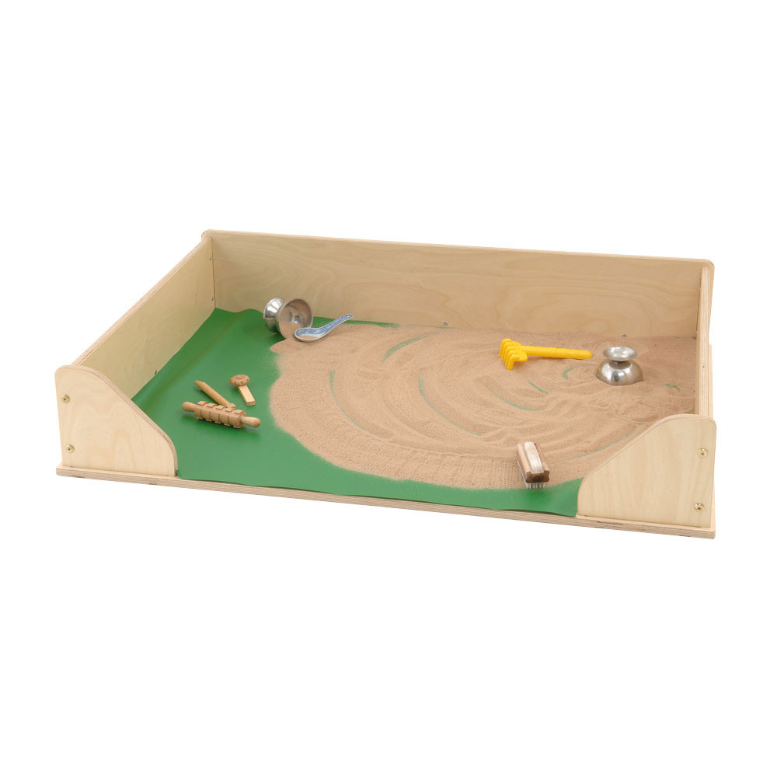 Crawl In Sand Box