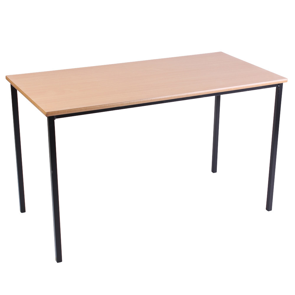 MDF Edge Welded Frame Rectangular Tables 1100mm(w) x 550mm(d)