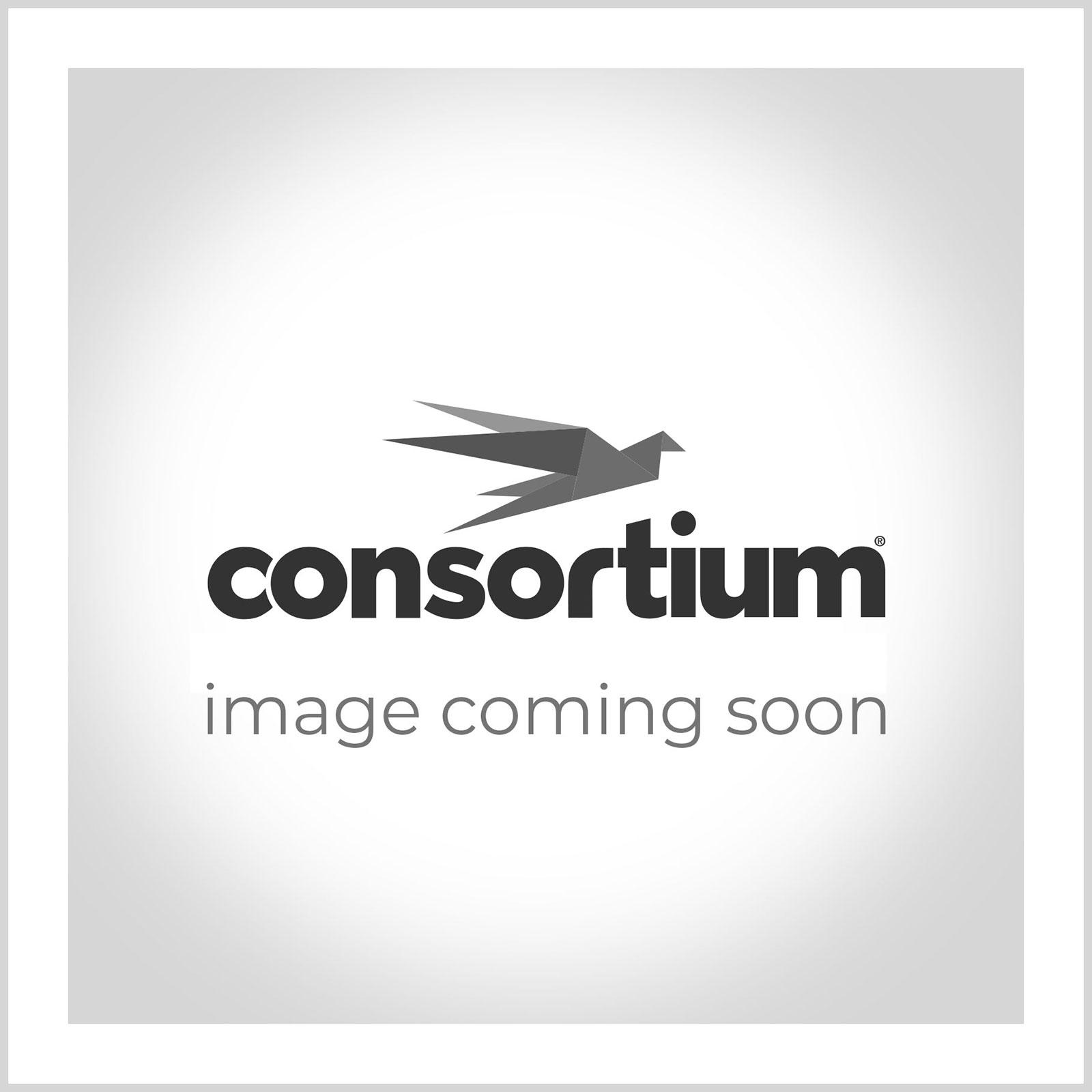 Glacier Upholstered Reception Table