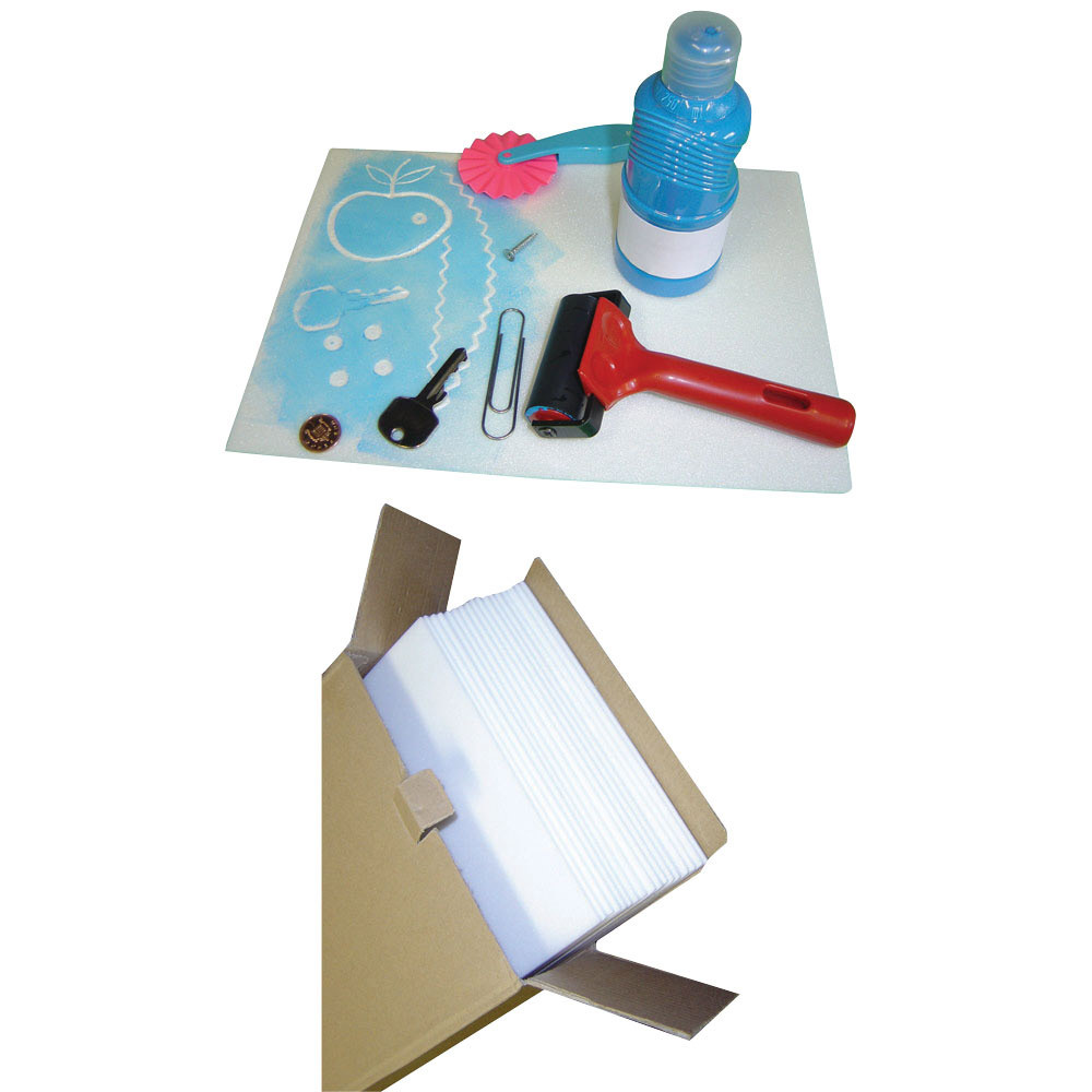 Safeprint Foam Sheets