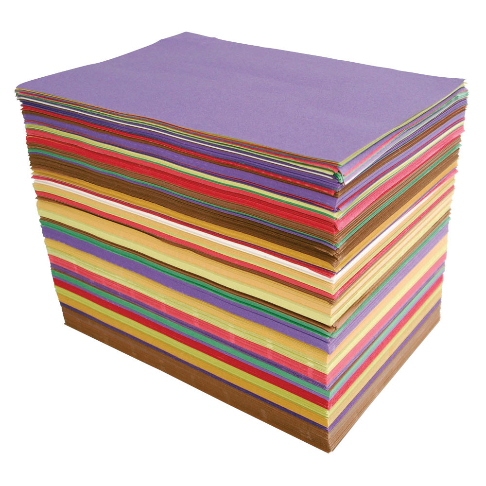 Consortium Sugar Paper Remnant Packs