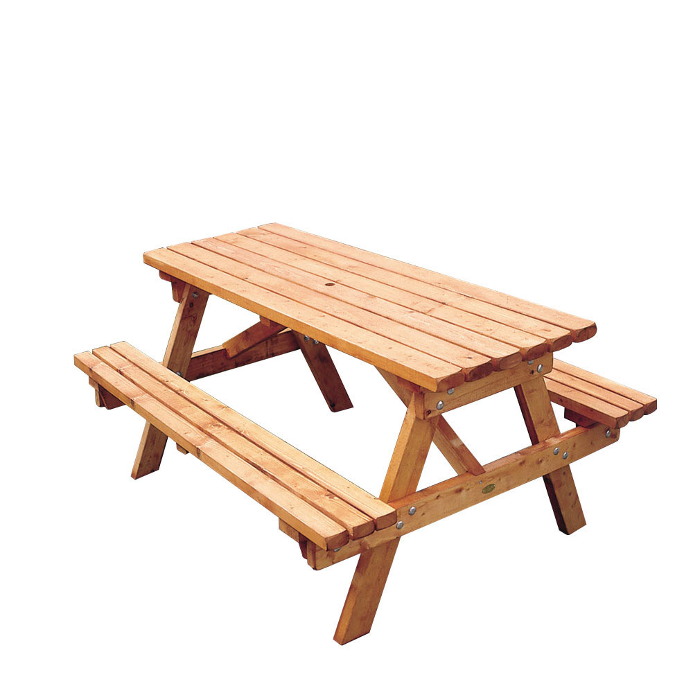 Adult Cotswold Picnic Benches