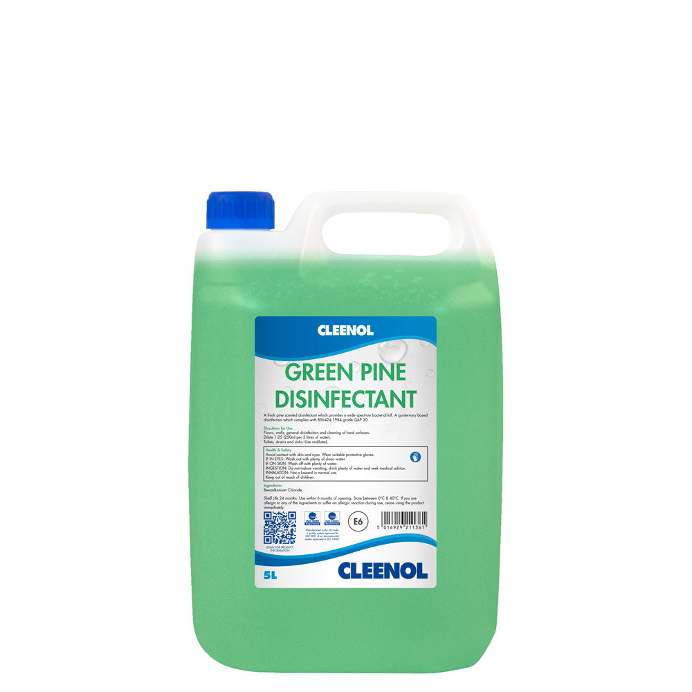 Budget Essentials Pine Disinfectant Cleaner