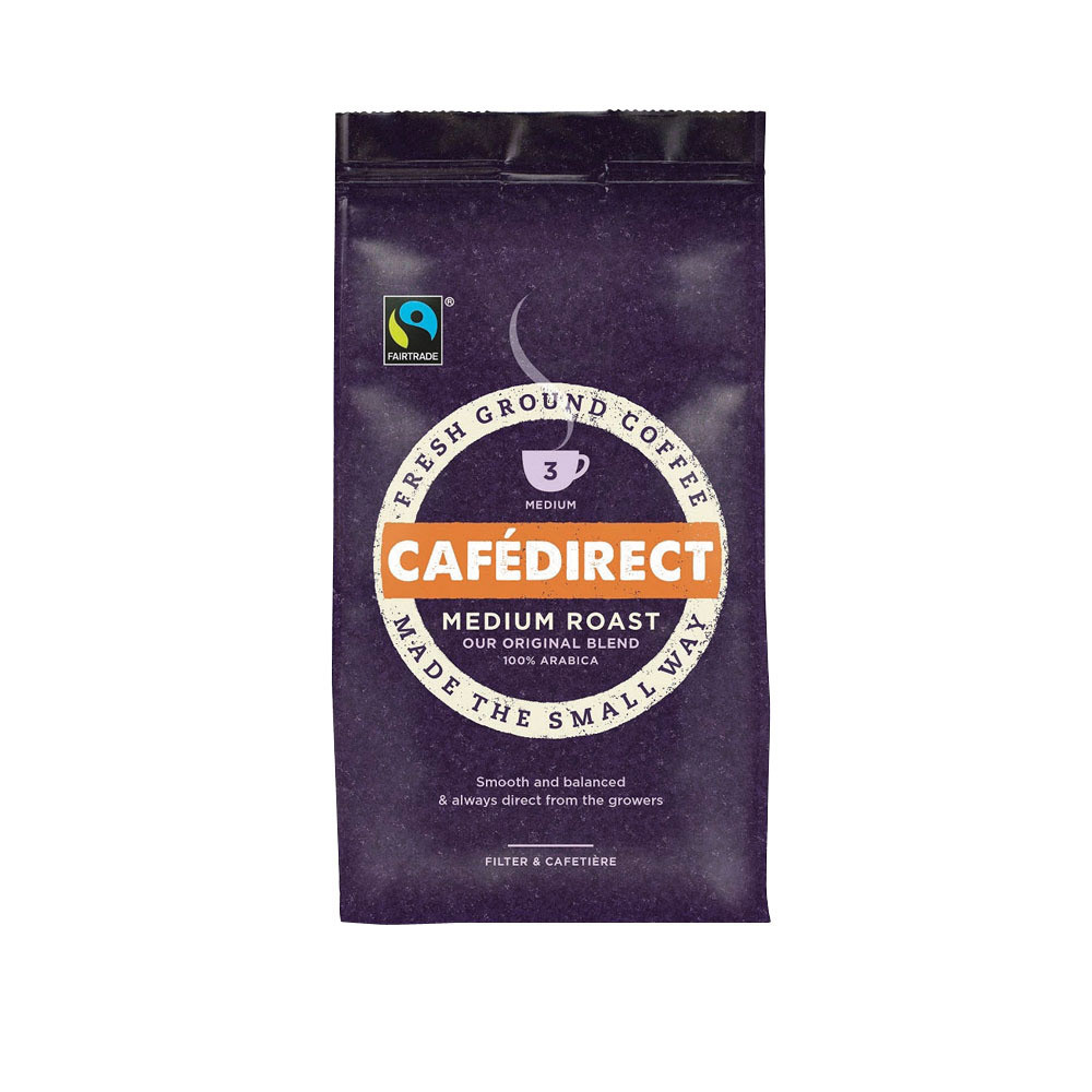 Cafédirect Medium Roast Fresh Ground Coffee