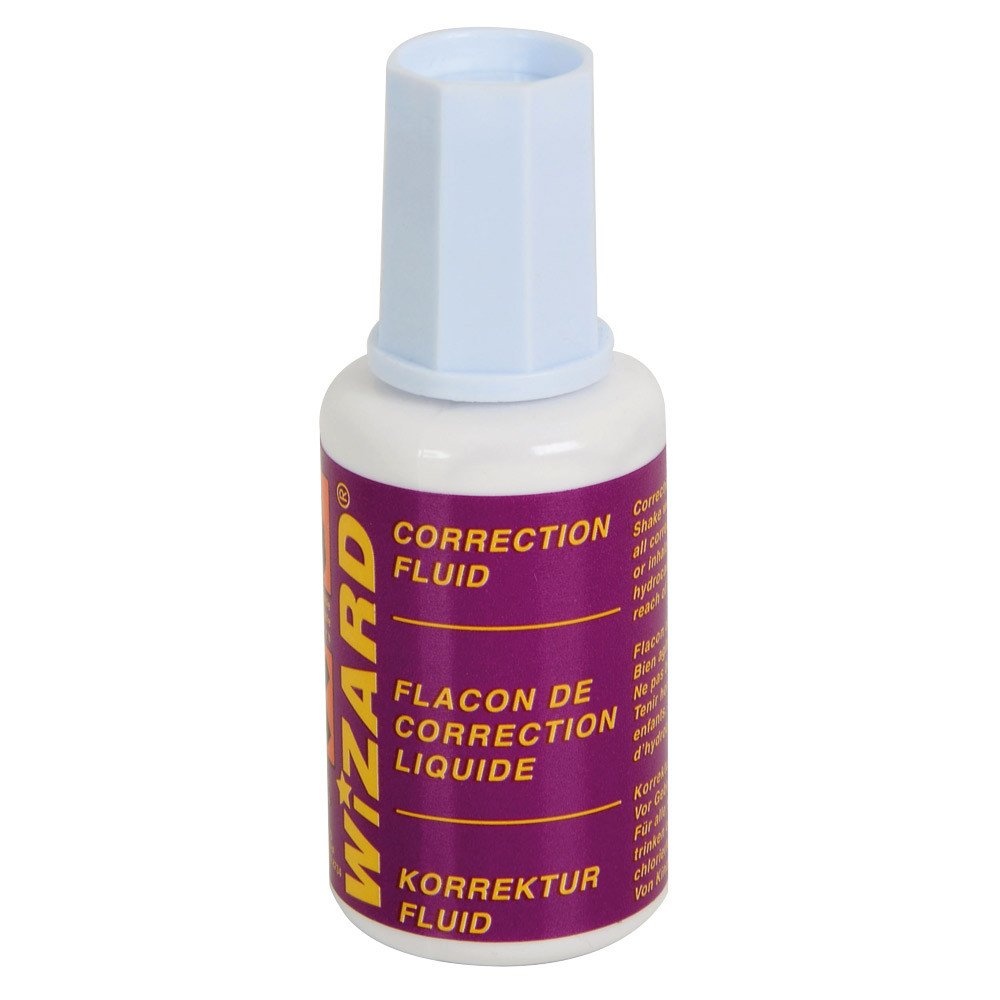 Value Correction Fluid