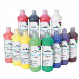 Consortium Ready Mixed Paint Assorted Pack