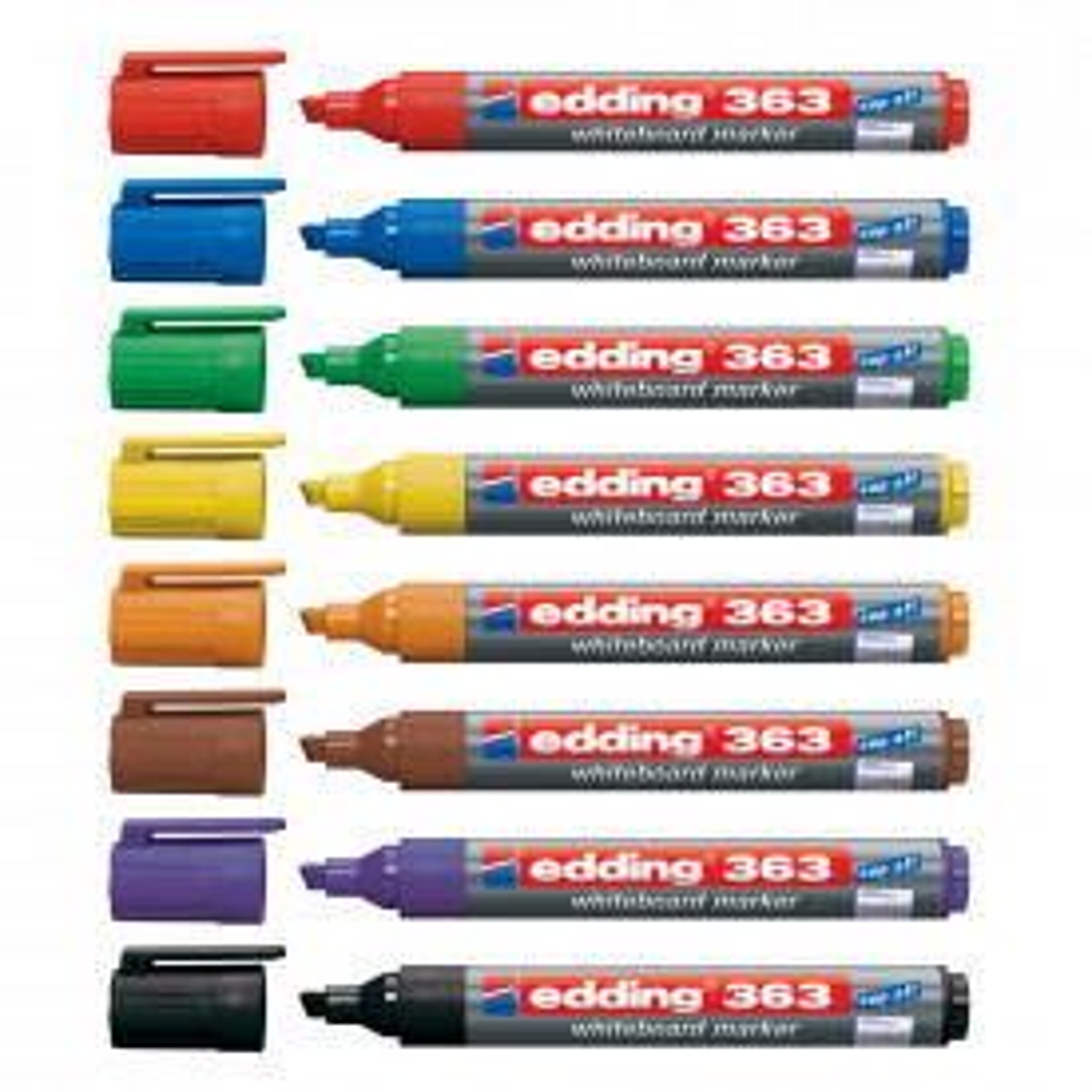 edding® 363 Board Marker - Chisel Tip