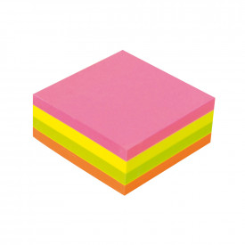Consortium Brilliant Sticky Notes Cube