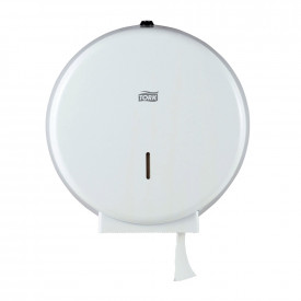 TORK® Metal Jumbo Toilet Roll Dispenser
