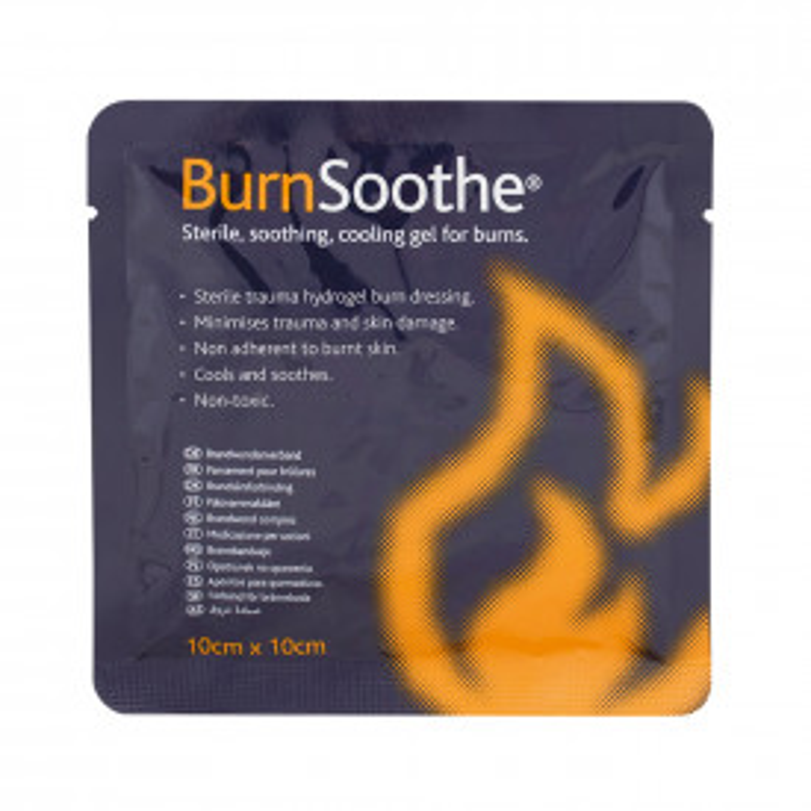 Sterile Burn Dressings