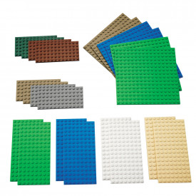 Small LEGO® Building Plates