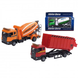 Diecast Construction Truck
