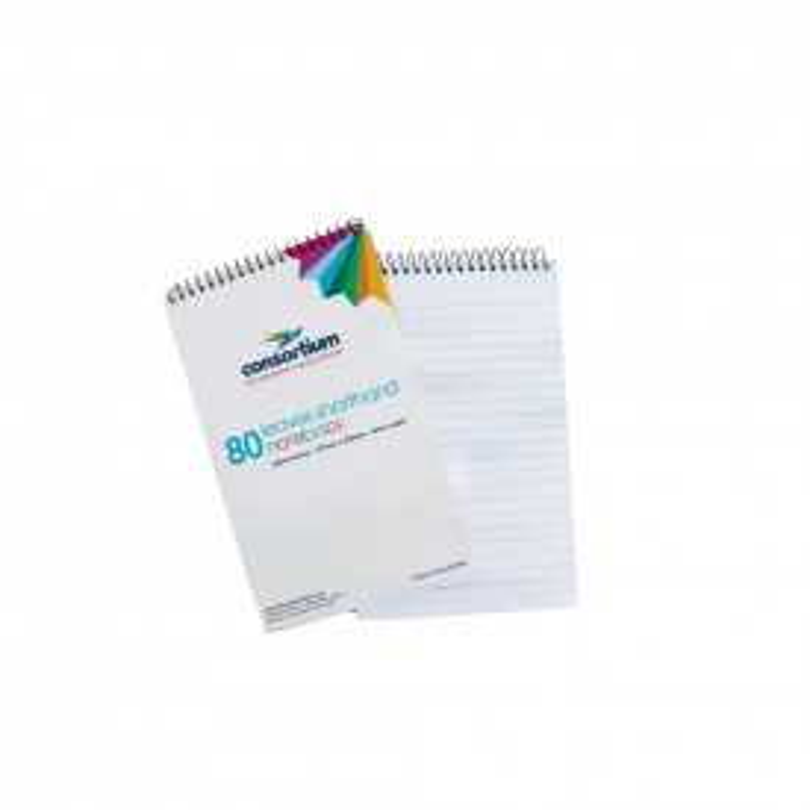Consortium Shorthand Notebooks