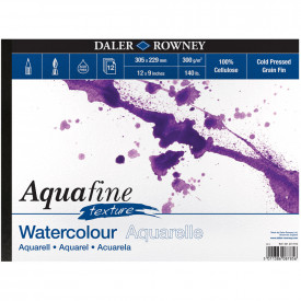 Daler Rowney Aquafine Watercolour Pads