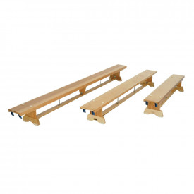Niels Larsen Traditional Balance Benches
