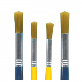 Golden Nylon Junior Brushes