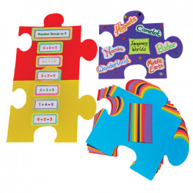 Jumbo Jigsaw Pieces