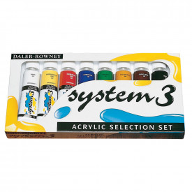 System 3 Acrylic Selection Set
