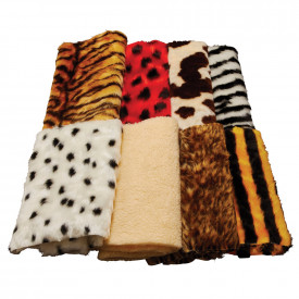 Animal Fur Fabric Pack