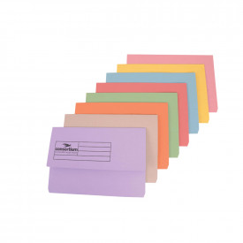 Consortium Document Wallets Half Flap