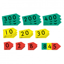 Pupil Place Value Arrows