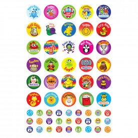 Animals and Stars Compilation Stickers