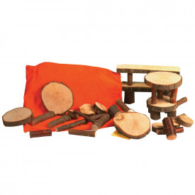 Pieces of Wood Set
