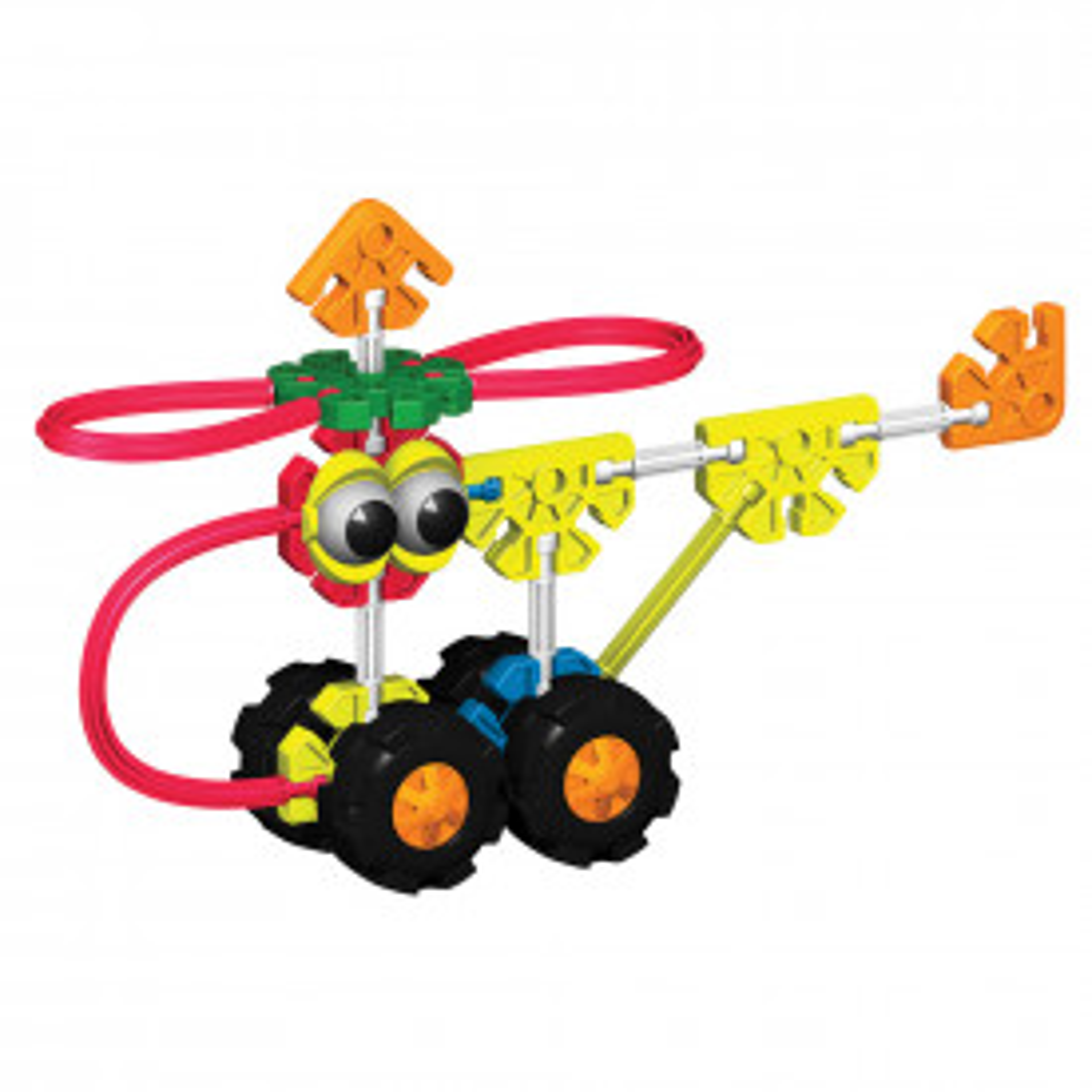 KID K'NEX Vehicles