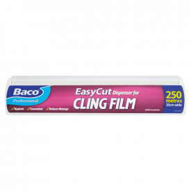 Baco EasyCut Disposable Cling Film & Foil Dispenser
