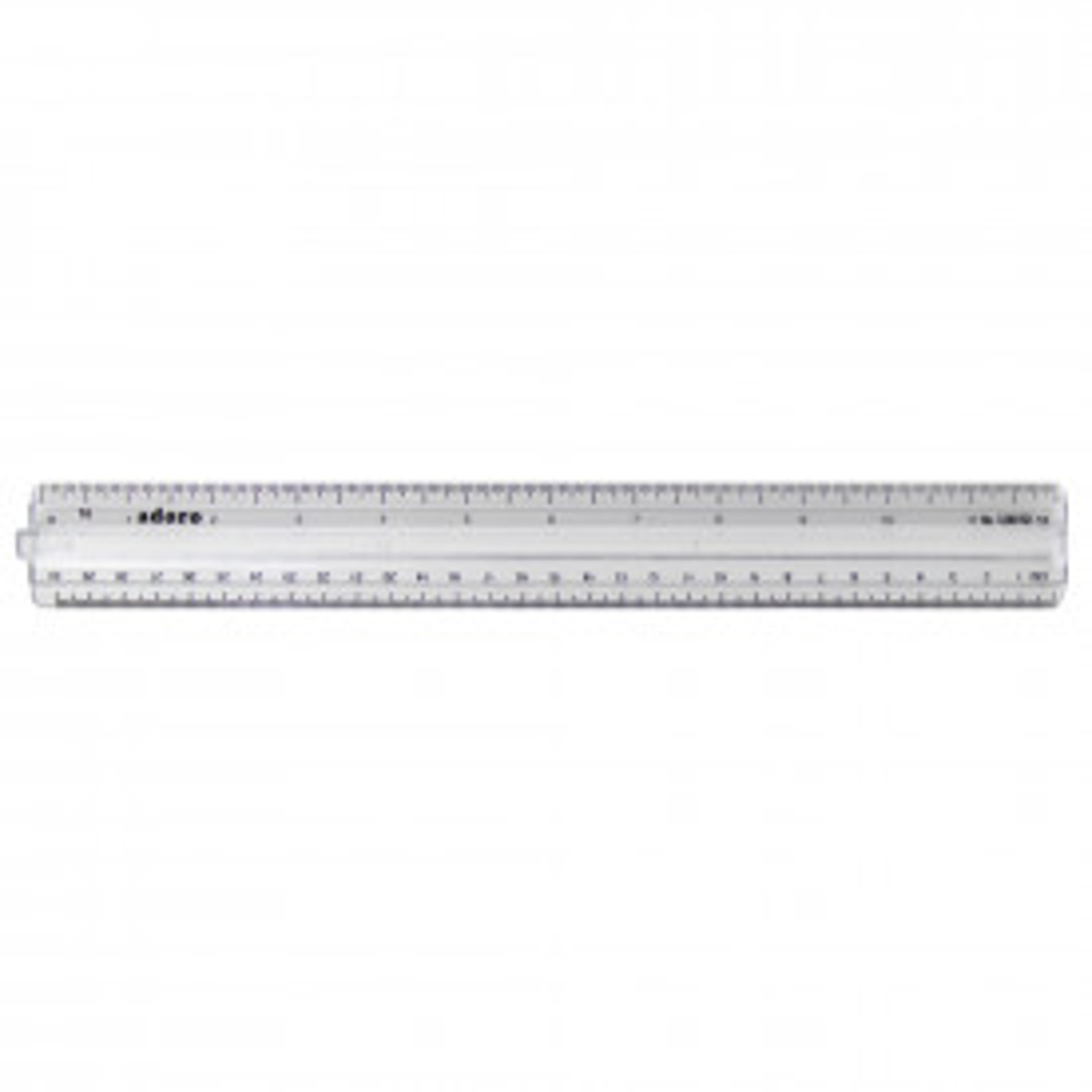 30cm Finger Grip Rulers