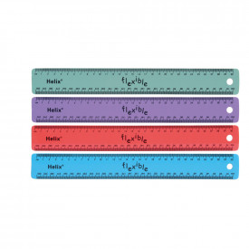 Flexible 30cm Rulers