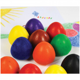 Chubbi Eggs Crayons