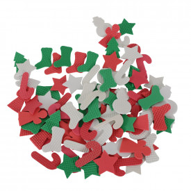 Festive Foam Shapes