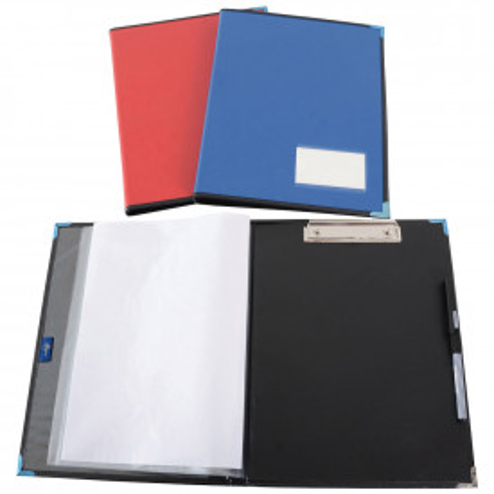 A4 Register Folder