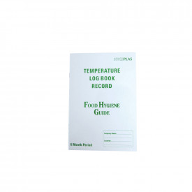 Temperature Record Book