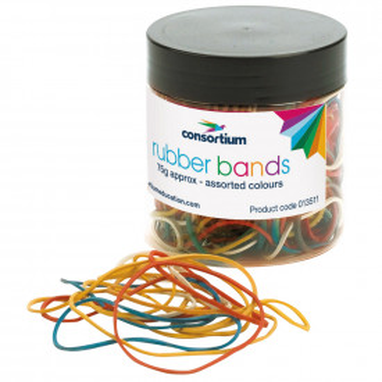 Consortium Rubber Bands