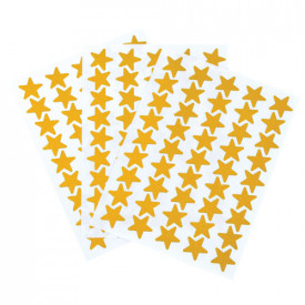 Self Adhesive Metallic Stars